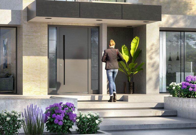 Glavni razlogi za aluminijasta vhodna vrata